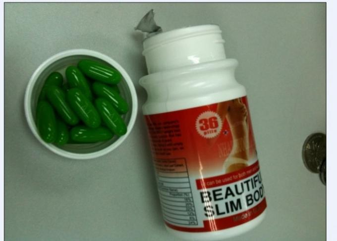 Most Effective Botanical Soft Gel Beautiful Slimming Body Capsule 3 Years Guarantee