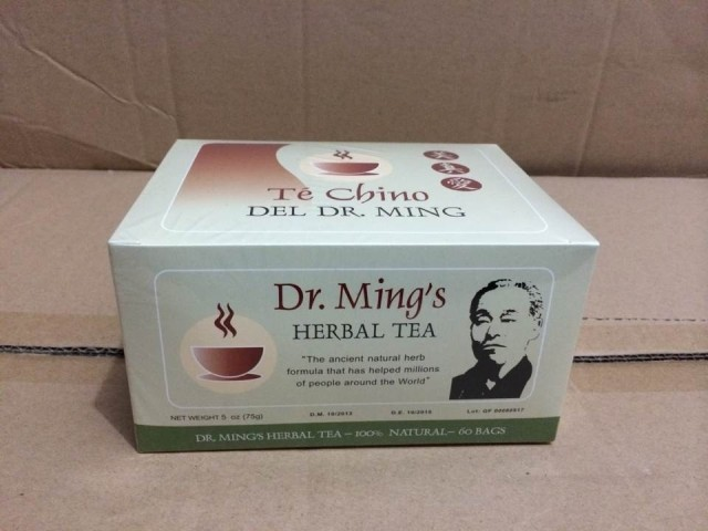 Dr Ming Weight Loss Tea , Natural Herbal Slimming Tea Fastly Burning Fat