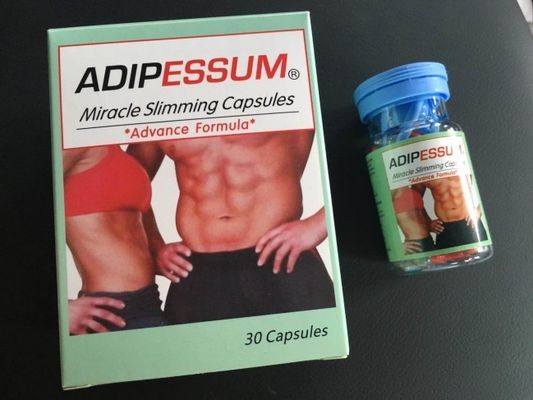 China Body Slimming Adipessum Herbal Diet Pills That Actually Work Fast No Rebound supplier