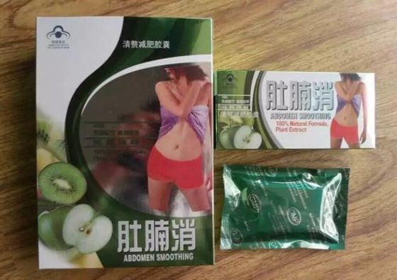China Rapidly Slimming Abdomen Smoothing Mix Fruit New Bottle Weightloss Capsules supplier