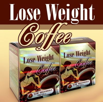 China 16-60 Age Slimming Weight Loss Coffee Without Side Effect And Dependency 10g*12 Bag supplier