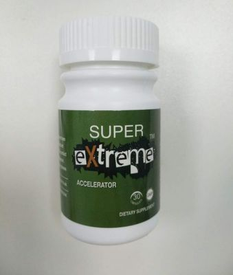 China Bottle Packing Super Extreme Weight Loss Pills Dietary Supplement Accelerator supplier