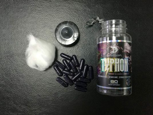 China Typhon Muscle Fitness Effective Slimming Pills That Help You Lose Weight Fast supplier