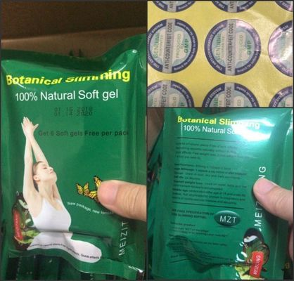China MZT Meizitang Botanical Soft Gel Pills With Anti Fake Code 36 Softgel / Bag supplier