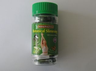China Strong Version MSV Botanical Soft Gel Green Bottle Slimming Capsule No Diarrhea supplier