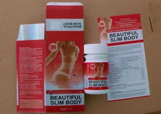 China Beautiful Slimming Body Botanical Gel Slimming Pills For Women OEM /ODM Available supplier