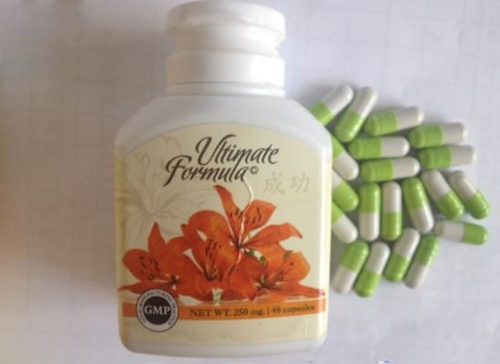 China Ultimate Formula Natural Slimming Capsule Bee Pollen Diet Pills Suppress Appetite supplier