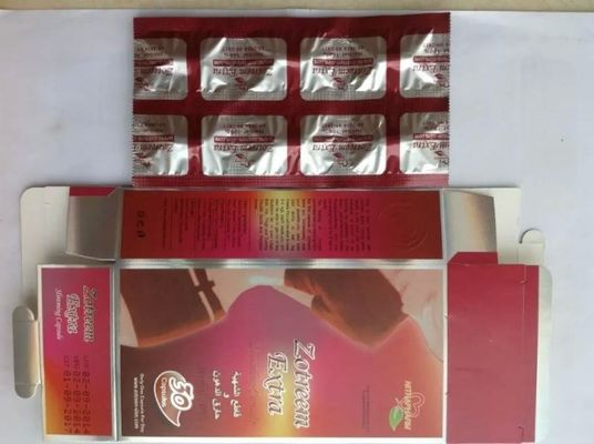 China Safe And Effective Natural Weight Loss Diet Pills Zotreem Plus Slimming Capsule supplier