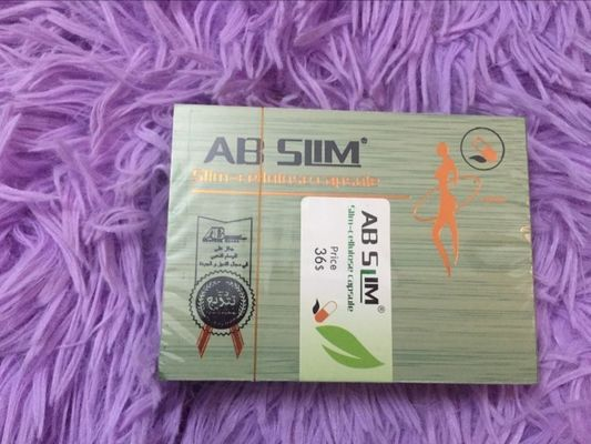 China Ab Slim Most Effective Slimming Pills Herbal Extract Food Product Type supplier
