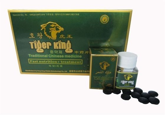 China Long Lasting Tiger King Sexual Enhancement Pill Lasts For 72 Hours No Side Effect supplier
