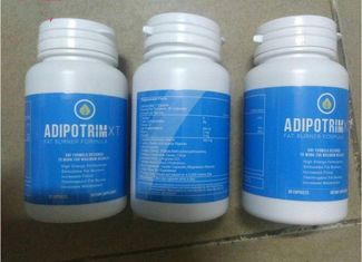 China Adipotrim Xt Slim Fit Weight Loss Capsules , Herbal Diet Pills For Women / Men supplier