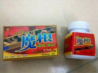 China Evil Root Natural Male Sexual Enhancement Pills Anti Premature Ejaculation supplier