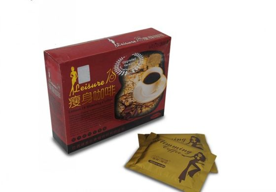 China Fast Effective Healthy Weight Loss Coffee Leisure Slimming Coffee Original supplier