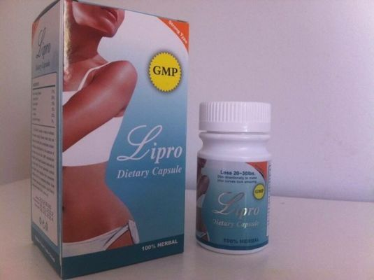 China Fat Burning Lipro Natural Weight Loss Diet Pills Private Label Weight Loss Tablets supplier