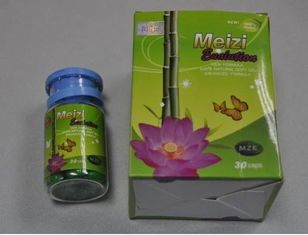China Strong Meizi Evolution MZE Botanical Herbal Slimming Pills Reduce Weight Capsule supplier