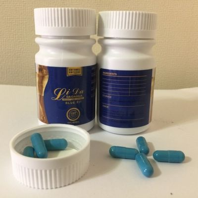 China Lida Blue Fit Effective Slimming Pills Herbal Lida Daidaihua Lose Weight Capsule supplier