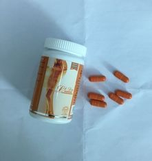 China GMP Lida Daidaihua Golden Slimming Capsules Orange Colored Weight Loss Gold Version supplier