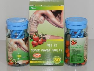 GMP Weight Loss Diet Pills Fruit Slimming Capsule Herbal Formula Meizi Super Power