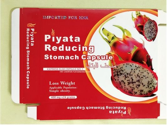 China Piyata Reducing Stomach Capsule Weight Loss Pills Fruit Extract For Oral Administration supplier