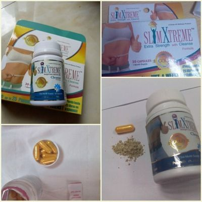 China Herbal Slimxtreme Golden Slim Extreme Capsules Without Side Effects For Body Slim distributor